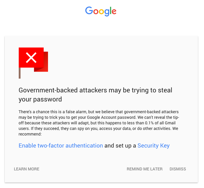 Google Gmail Hacker
