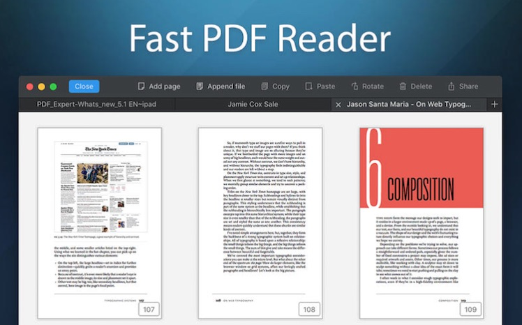 PDF Expert Readdlel Mac