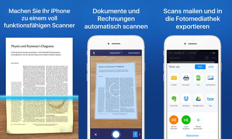 Scanner Pro 7