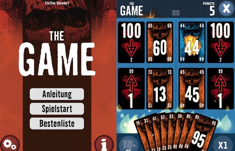 The Game Kartenspiel