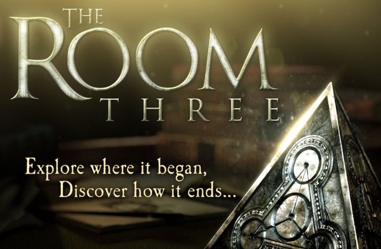 The Room Three Logo