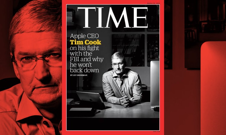Tim Cook Times