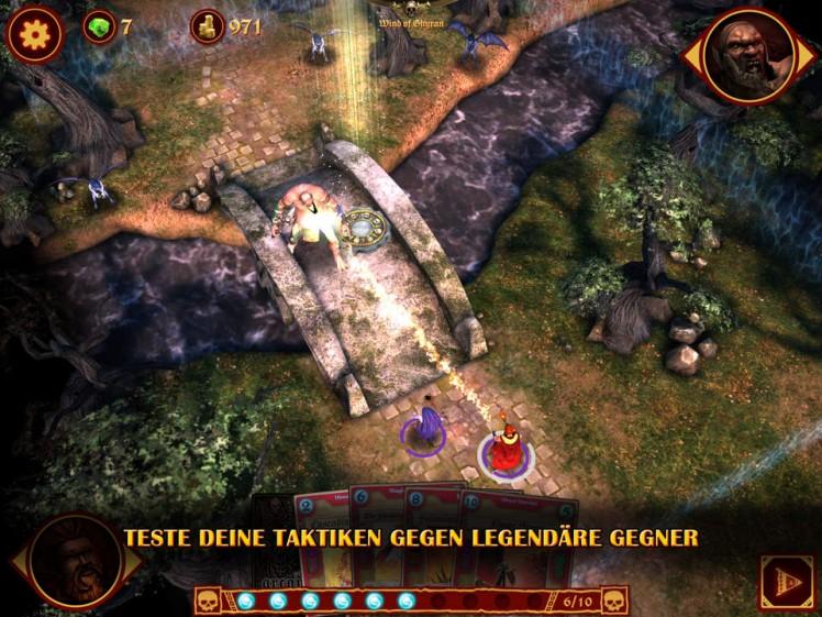 Warhammer Arcane Magic Screen