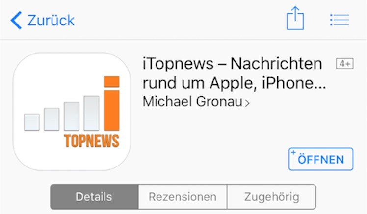 iTopnews App Store