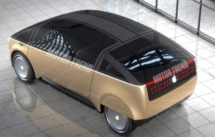 Apple Car (Motor Trend)