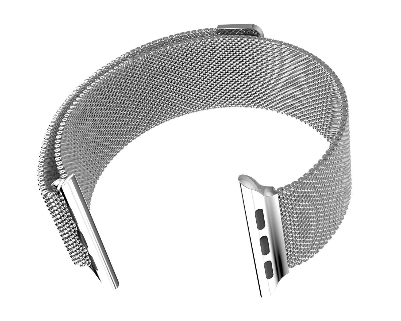 Apple Watch Edelstahl Armband