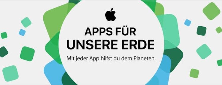 Apps fuer unsere Erde