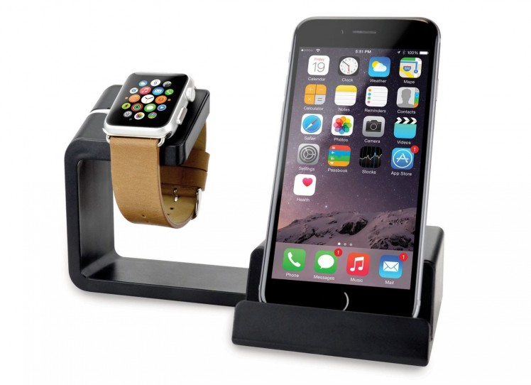 Cygnett iPhone Apple Watch Dock