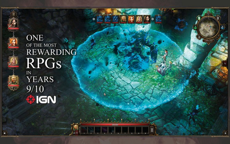 Divinity - Original Sin Enhanced Edition Screen