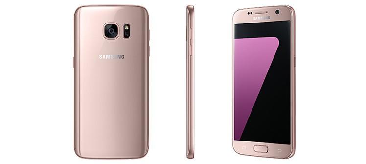 Samsung Galaxy S7 Pink