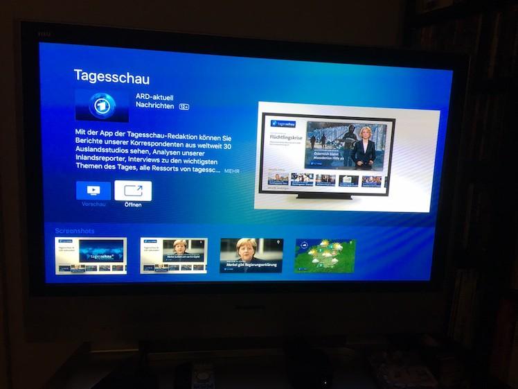 Tagesschau App ATV