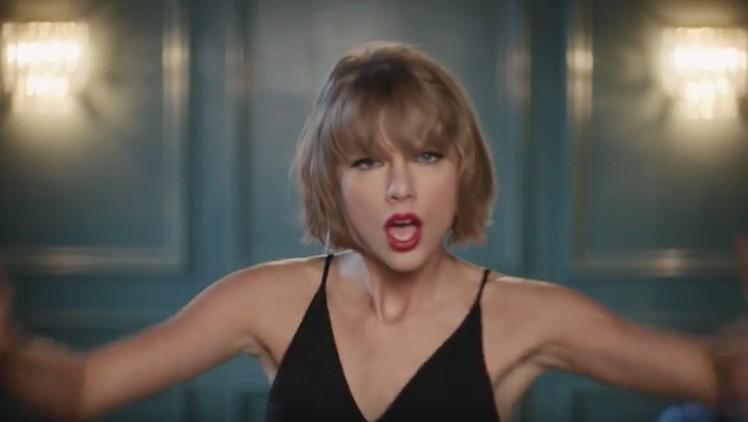 Taylor Swift Werbung Jimmy eat world