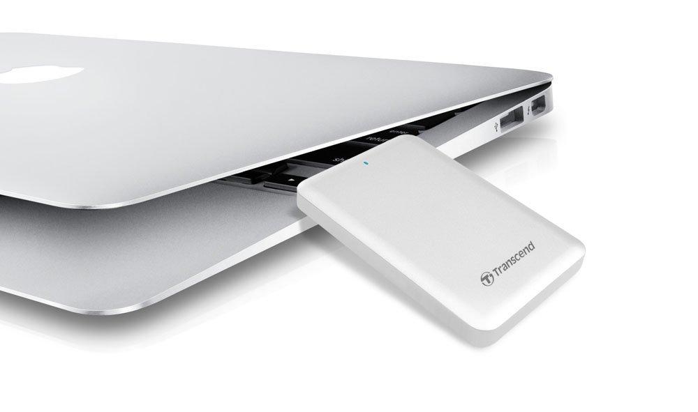 Transcend Thunderbolt SSD