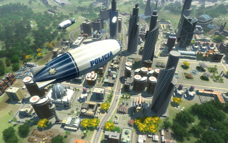 Tropico 4 Screen
