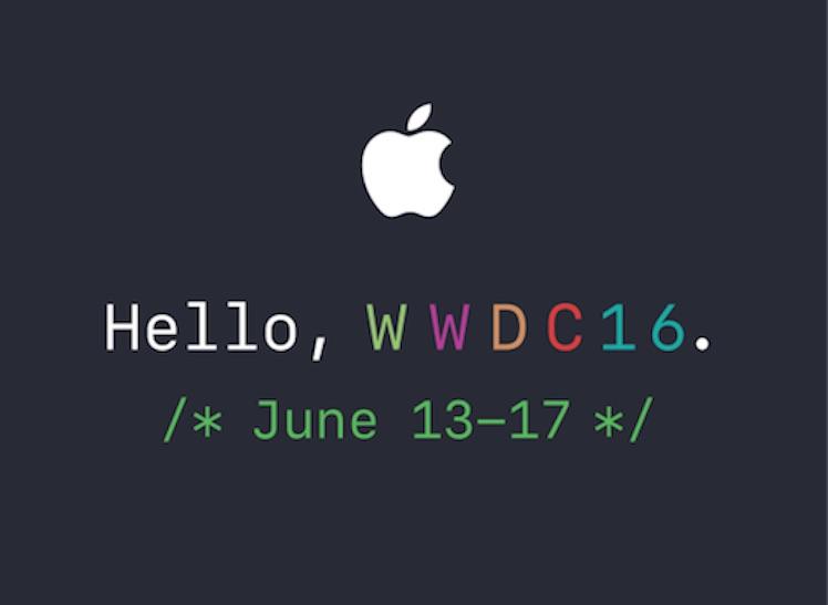 WWDC 2016 Wallpaper