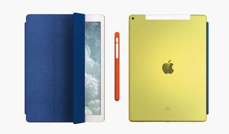 iPad Pro Auktion Gelb