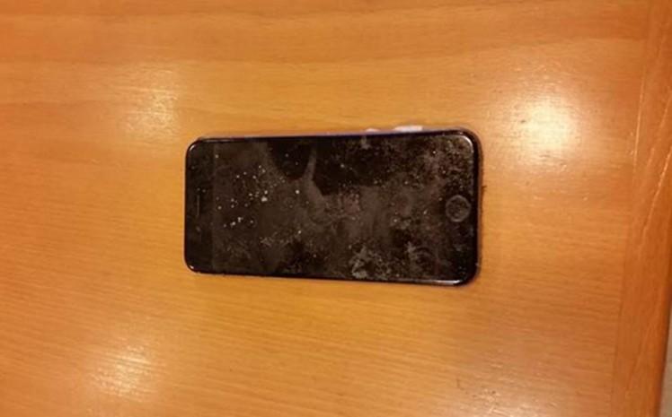 iPhone Meer verschollen