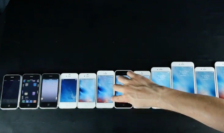 13 iPhone Video