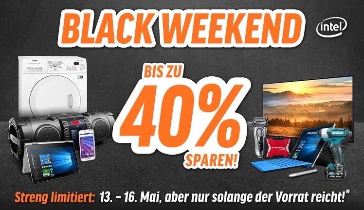 Black Weekend 2016
