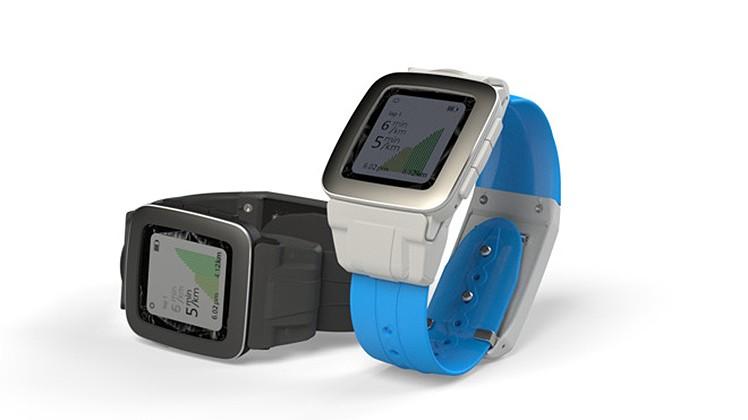 Pebble GPS-Armband