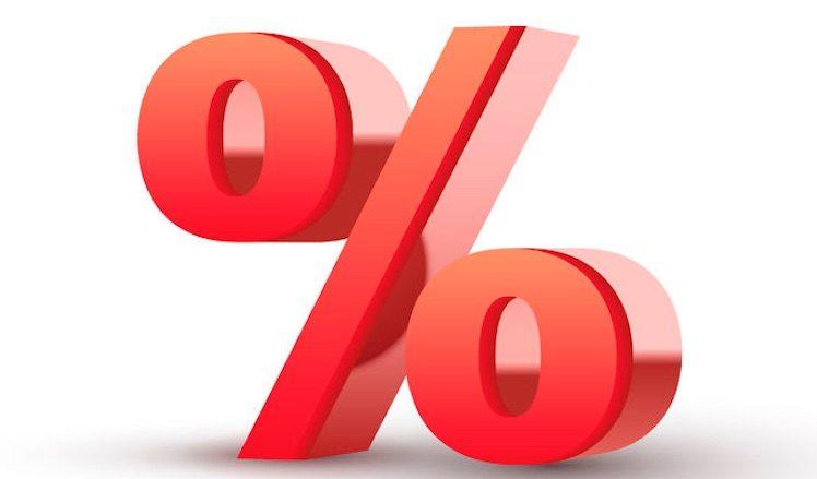 Prozent sparen