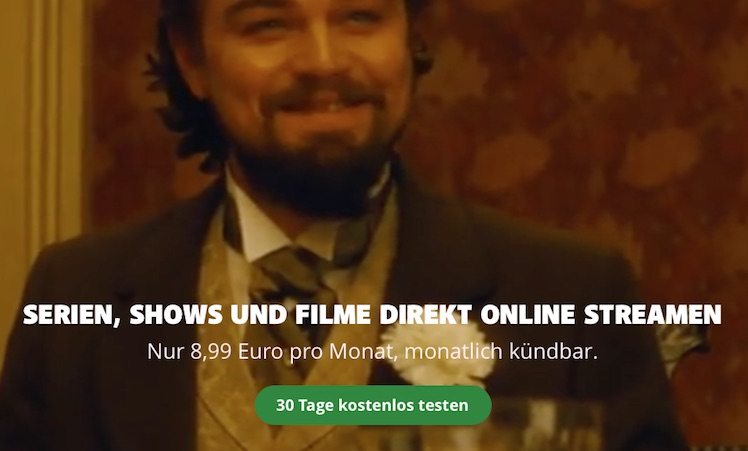 Watchever Angebot 30 Tage gratis