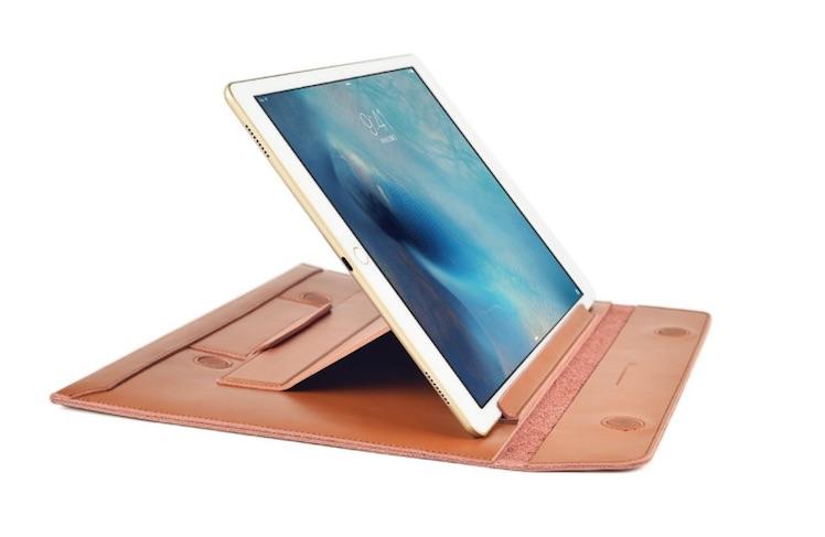 iPad Pro Echtlederhuelle