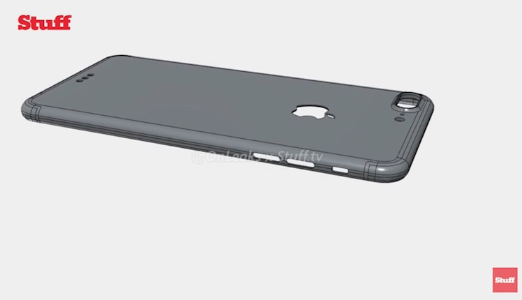 stuff.tv Video iPhone 7 CAD