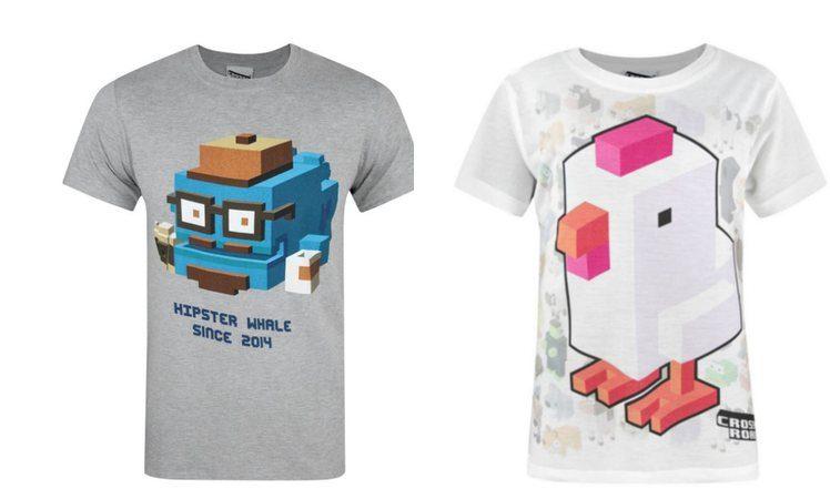 Crossy Road T-Shirts