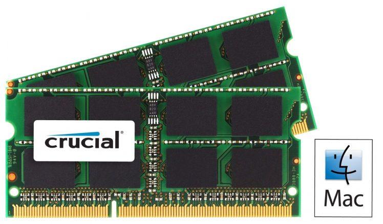 Crucial Mac RAM