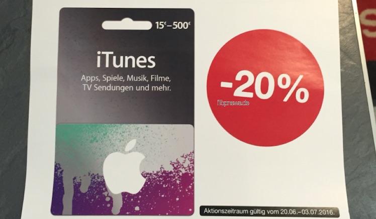DB iTunes Karten