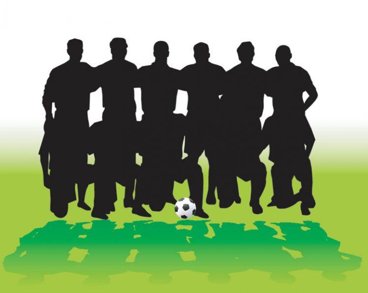 Fußball Nationalelf Nationalmannschaft