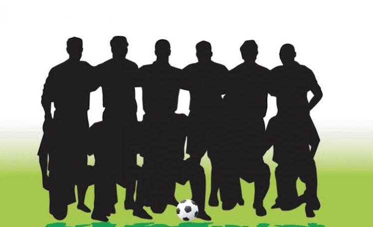 Fussball Team EM Sport Mannschaft