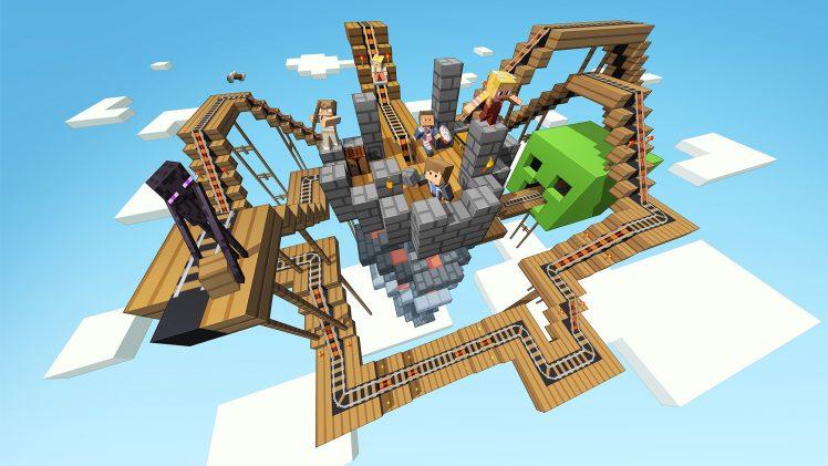Mojang Minecraft 0_15 Realms
