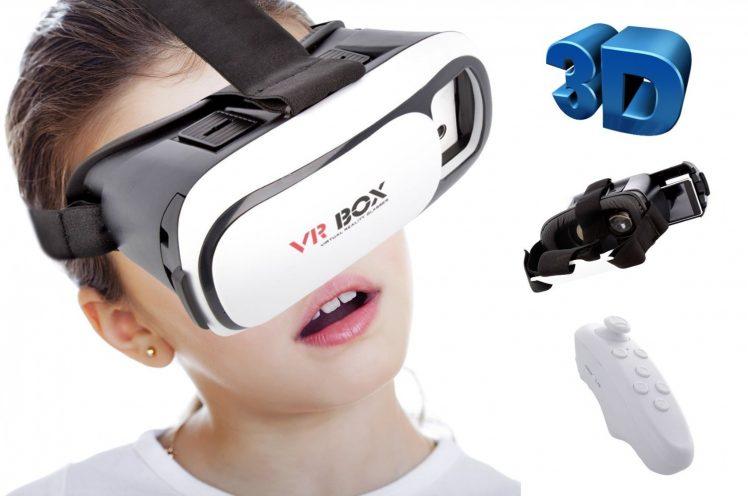 Oramics iPhone VR Brille