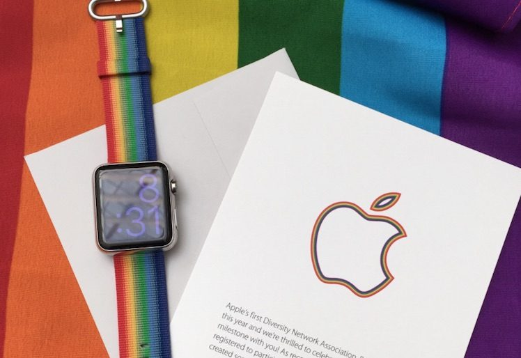 Pride Apple Watch Armband