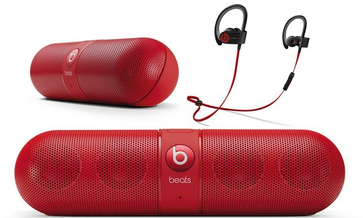 beats pill und in-ear