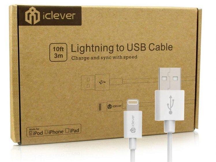 iClever Lightning Kabel