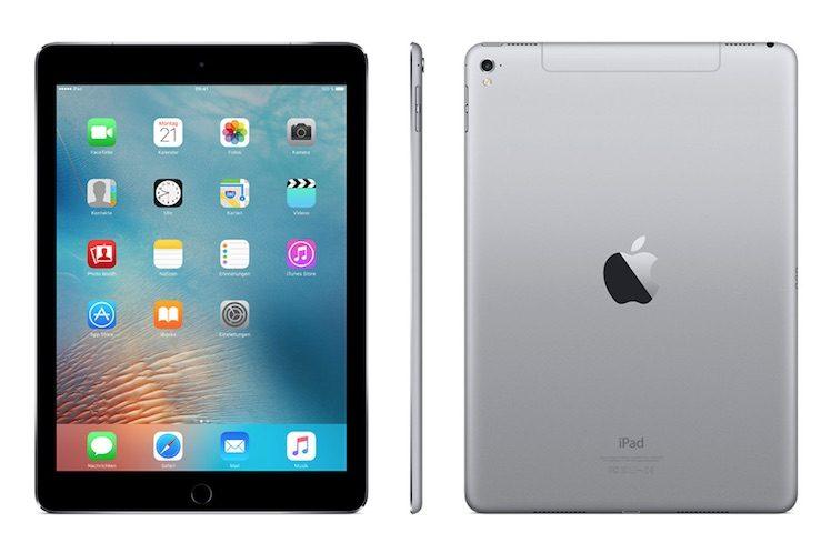 iPad Pro Aktion Gravis Sonntag 26.6.2016