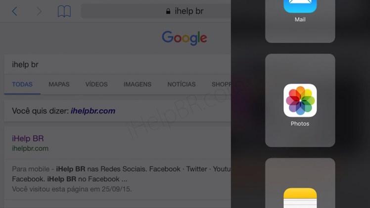 iPhone Bild in Bild Konzept iOS 10