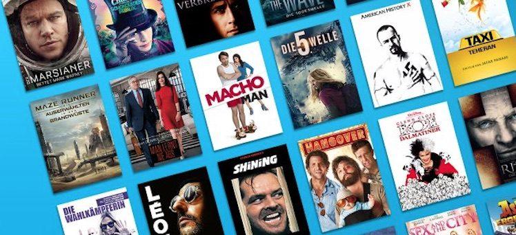 Amazon Filmdeals