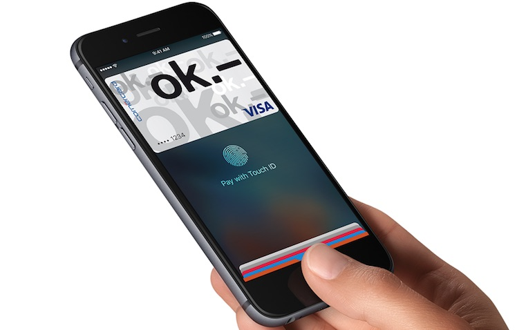 Apple Pay Ansicht