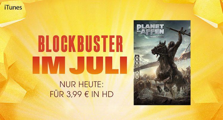 Blockbuster 9. Juli 2016