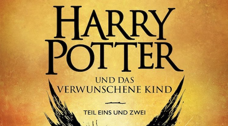 Harry Potter acht