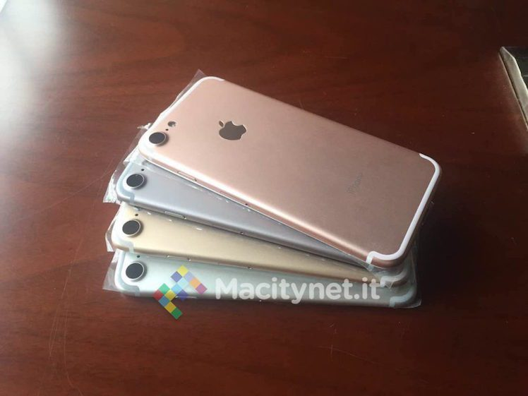 Macitynet.it iPhone 7 Farben Kamera