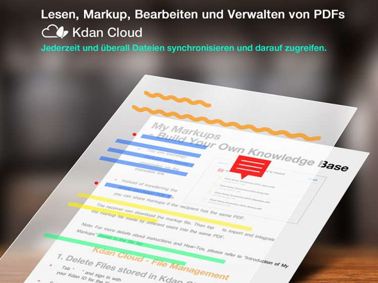 PDF Reader Premium Screen