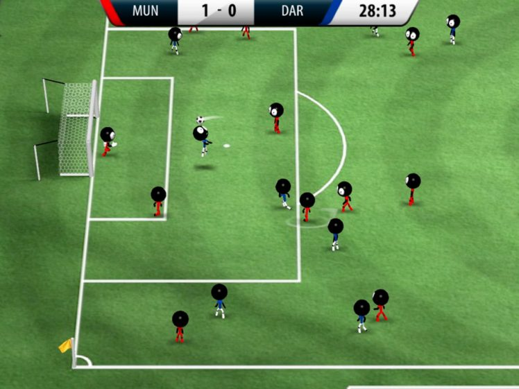 Stickman Soccer 2016 Screen