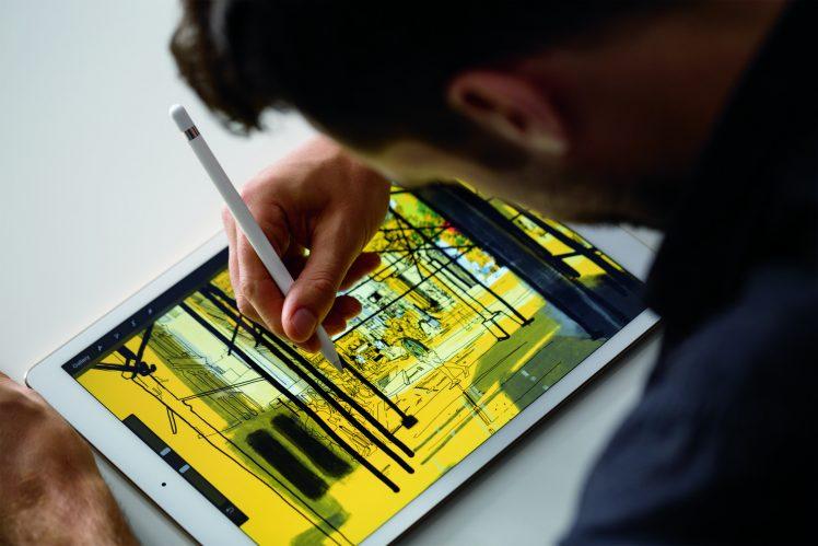 iPad Pro gross