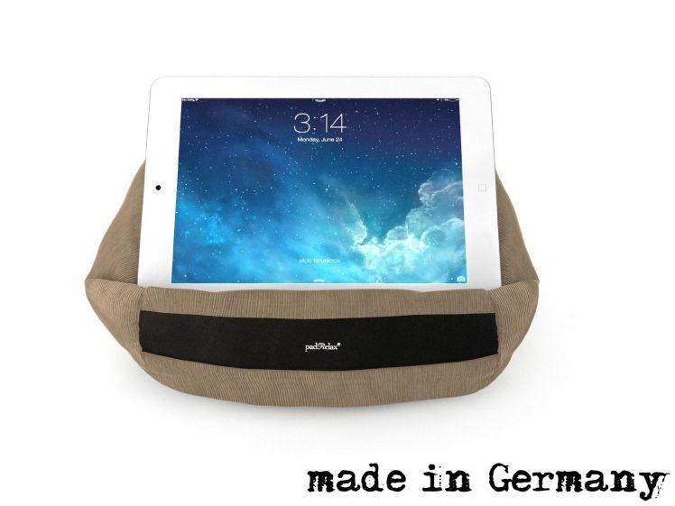 padRelax iPad Kissen
