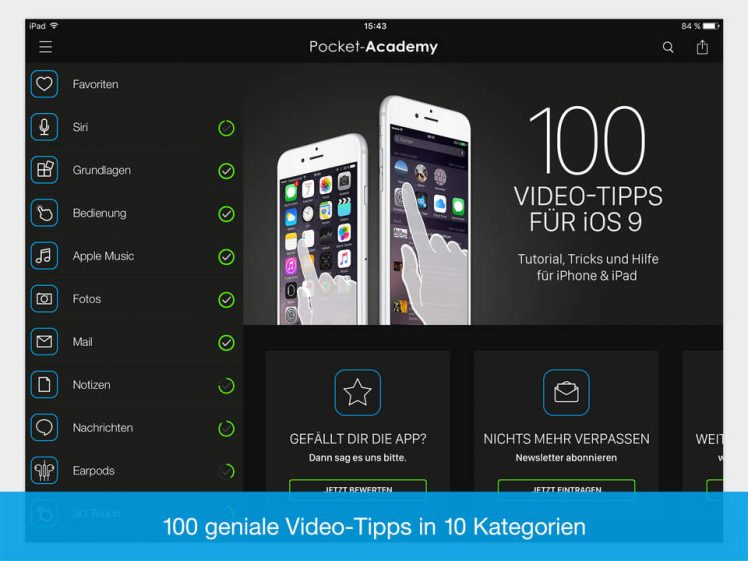 100 ultimative Video Tipps